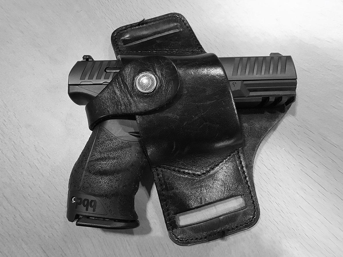 Walther P99Q, het dienstpistool van de Nationale Politie